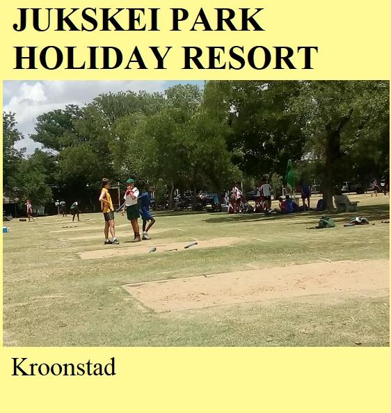 Jukskei Park Holiday Resort - Kroonstad