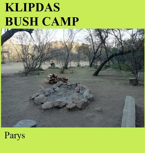 Klipdas Bush Camp - Parys