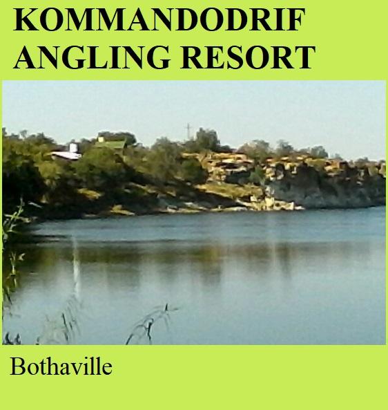 Kommandodrif Angling Resort - Bothaville