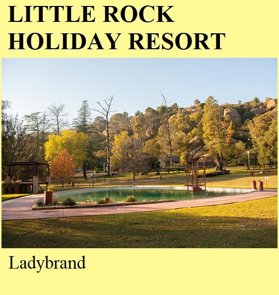 Little Rock Holiday Resort - Ladybrand