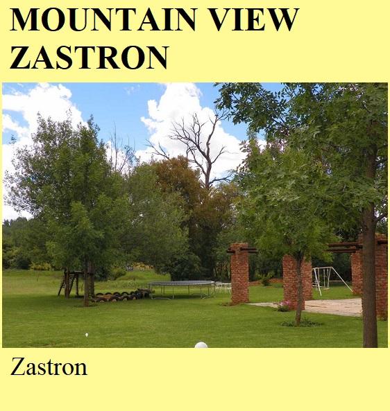 Mountain View Zastron - Zastron