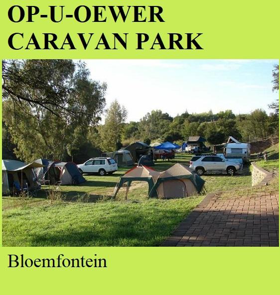 Op-U-Oewer Caravan Park - Bloemfontein