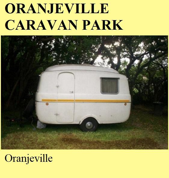 Oranjeville Caravan Park - Oranjeville