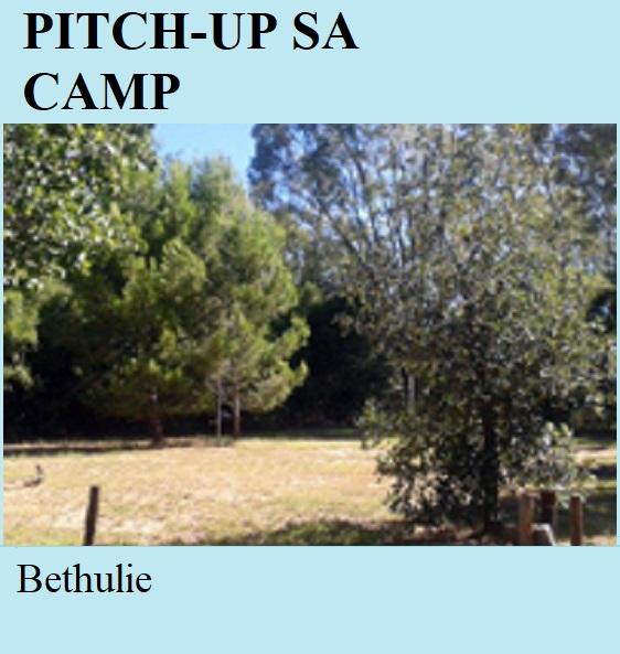 Pitch Up SA Camp - Bethulie
