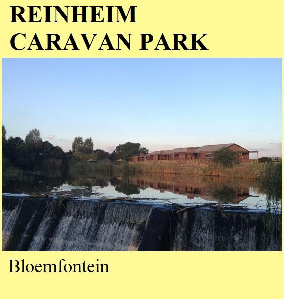 Reinheim Caravan Park - Bloemfontein