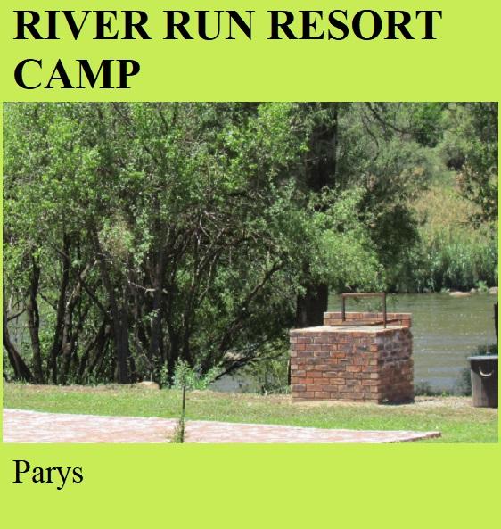 River Run Resort Camp - Parys