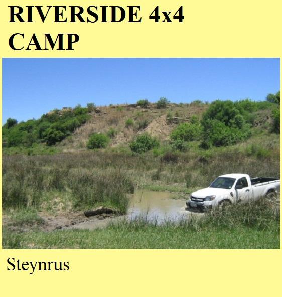 Riverside 4x4 Camp - Steynsrus