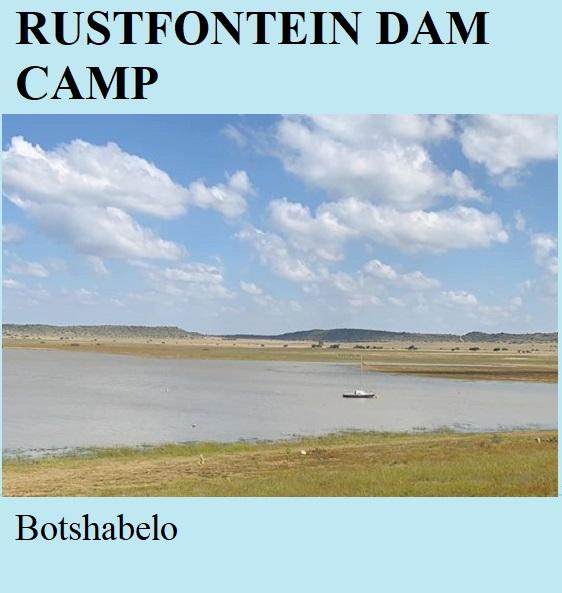 Rustfontein Dam Camp - Botshabelo