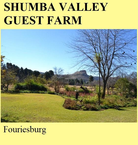 Shumba Valley Guest Farm - Fouriesburg