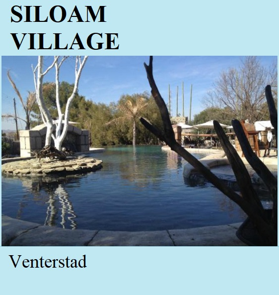 Siloam Village - Venterstad