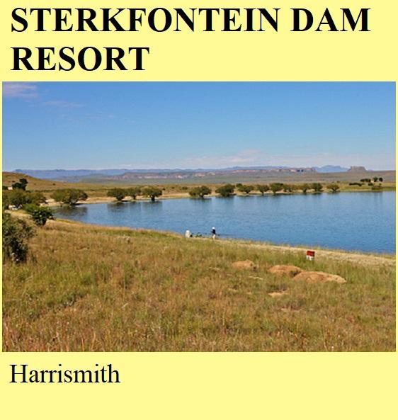 Sterkfontein Dam Resort - Harrismith