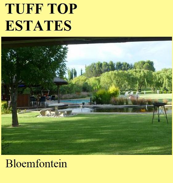 Tuff Top Estates - Bloemfontein