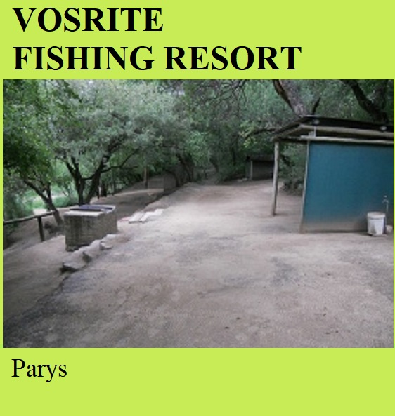 Vosrite Fishing Resort - Parys