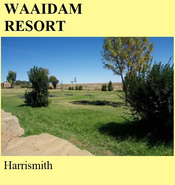 Waaidam Resort - Harrismith