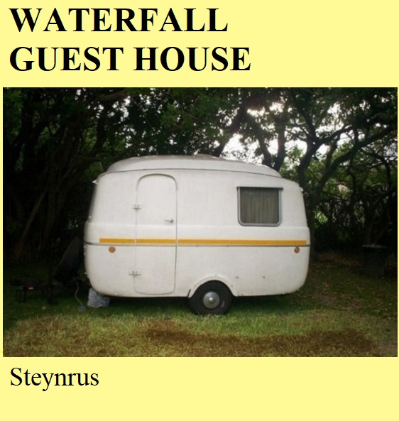 Waterfall Guest House - Steynsrus