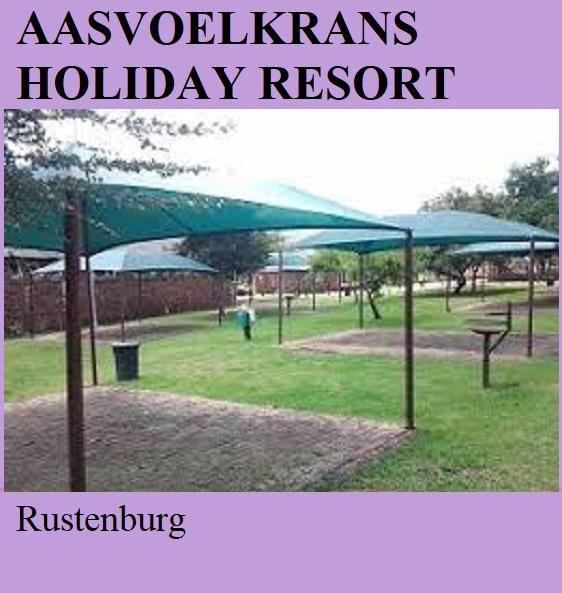 Aasvoelkrans Holiday Resort - Rustenburg