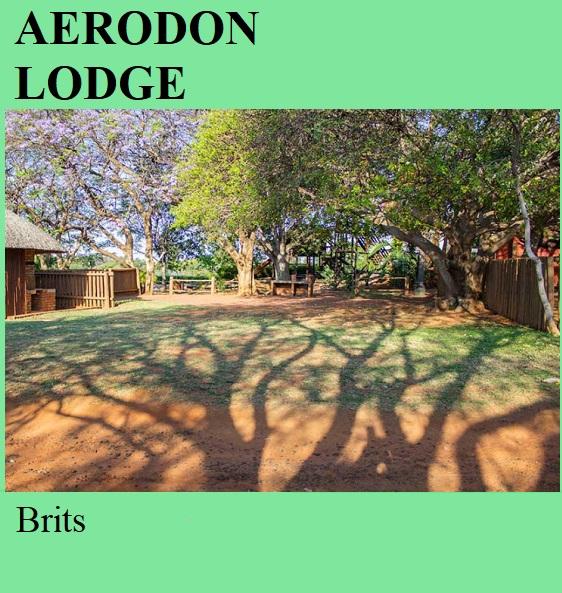 Aerodon Lodge - Brits