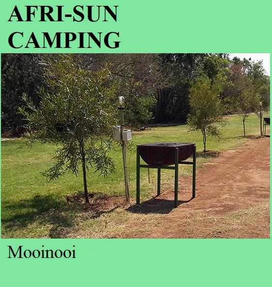 Afri Sun Camp - Mooinooi