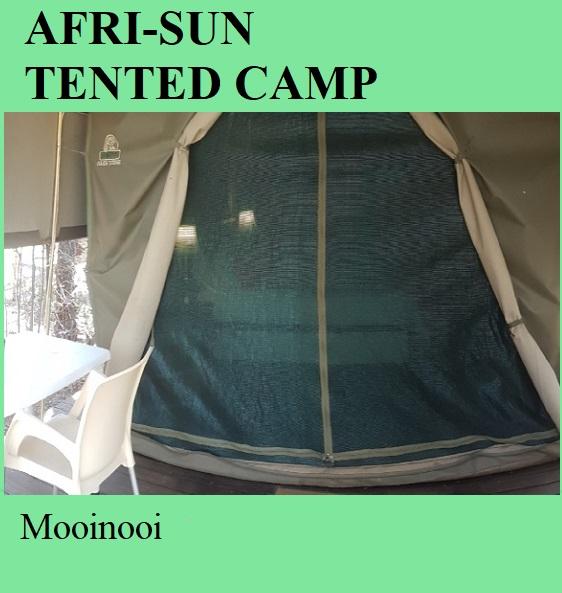 Afri Sun Tented Camp - Mooinooi