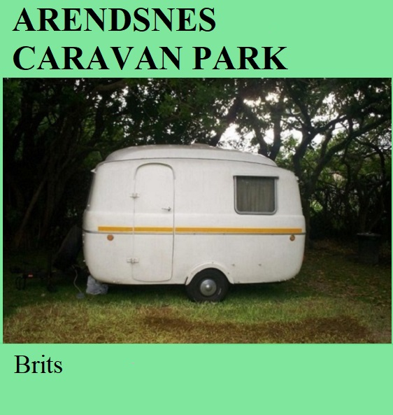 Arendsnes Caravan Park - Brits