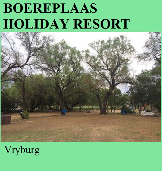 Boereplaas Holiday Resort - Vryburg