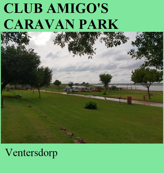 Club Amigo's Caravan Park - Ventersdorp