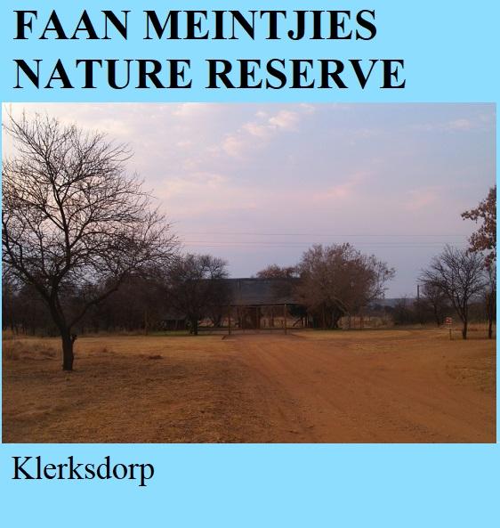 Faan Meintjies Nature Reserve - Klerksdorp