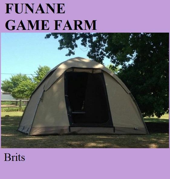 Funane Game Farm - Brits