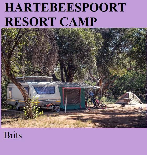 Hartebeespoort Resort Camp - Brits