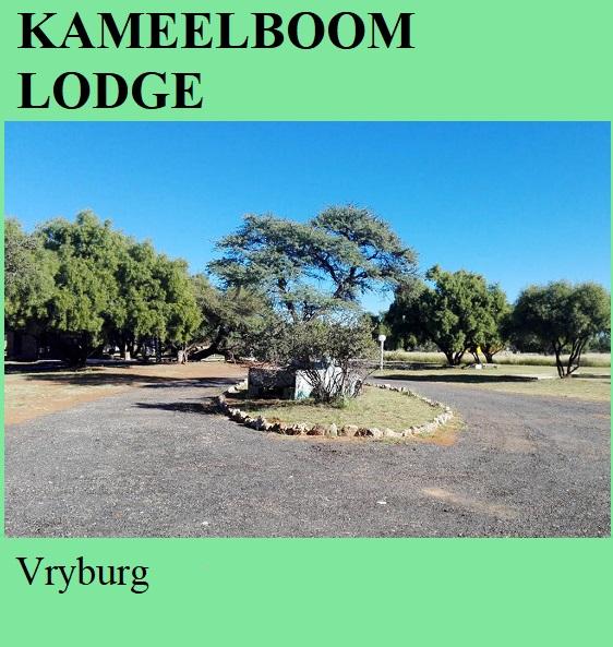 Kameelboom Lodge - Vryburg