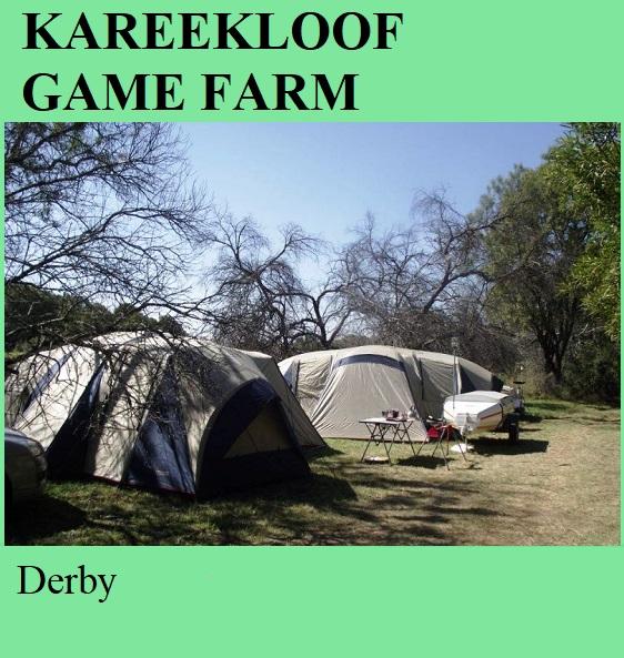 Kareekloof Game Farm - Derby