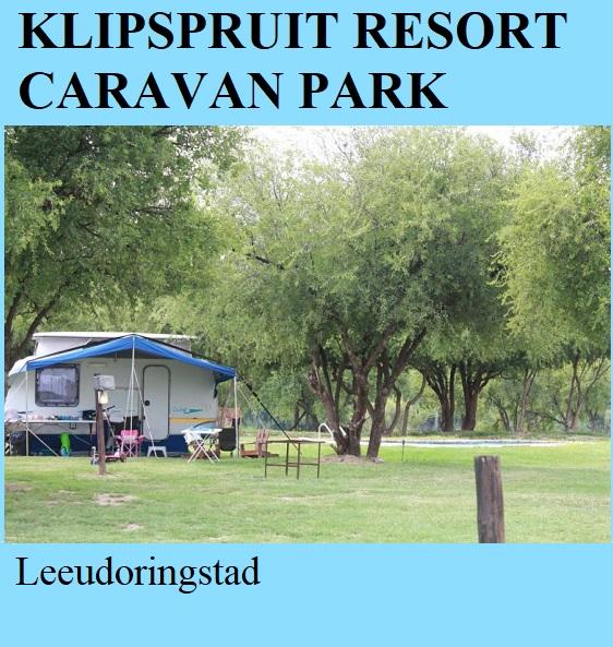 Klipspruit Resort Caravan Park - Leeudoringstad