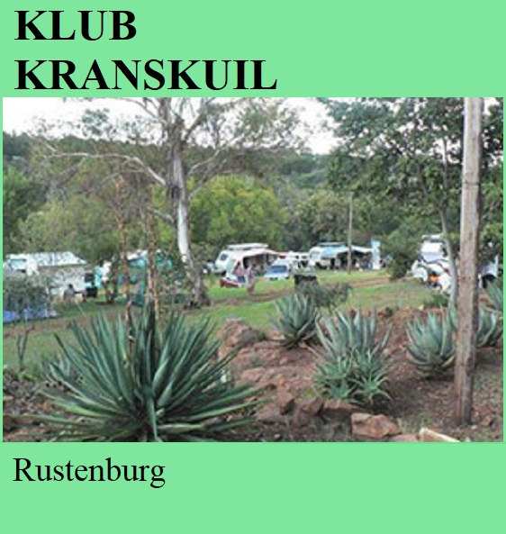 Klub Kranskuil - Rustenburg