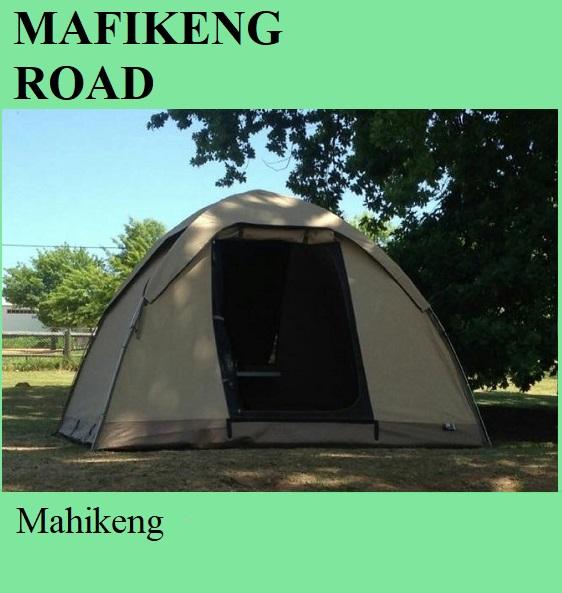 Mafikeng Road - Mahikeng