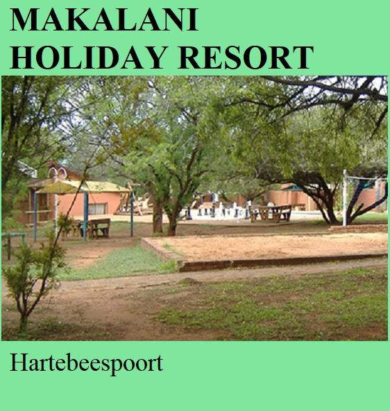 Makalani Holiday Resort - Hartebeespoort