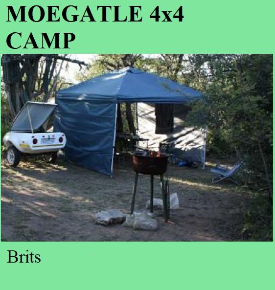 Moegatle 4x4 Camp - Brits