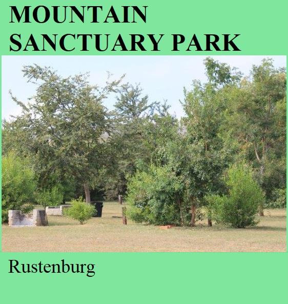 Mountain Sanctuary Park - Rustenburg