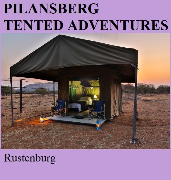 Pilanesberg Tented Adventures - Rustenburg