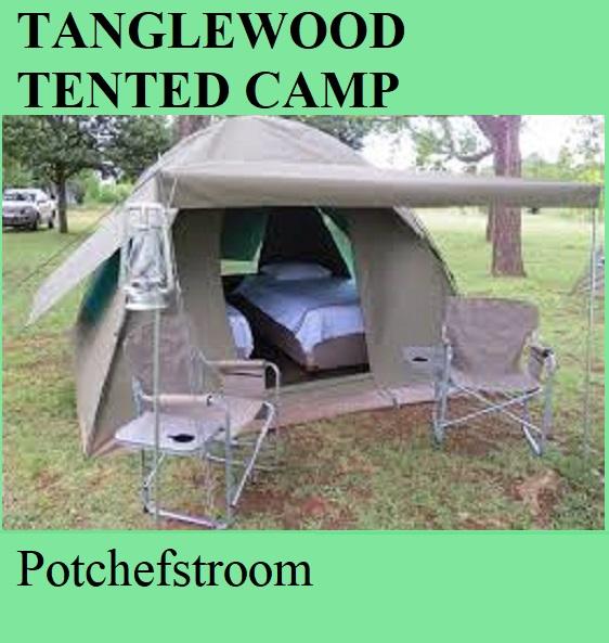 Tanglewood Tented Camp - Potchefstroom