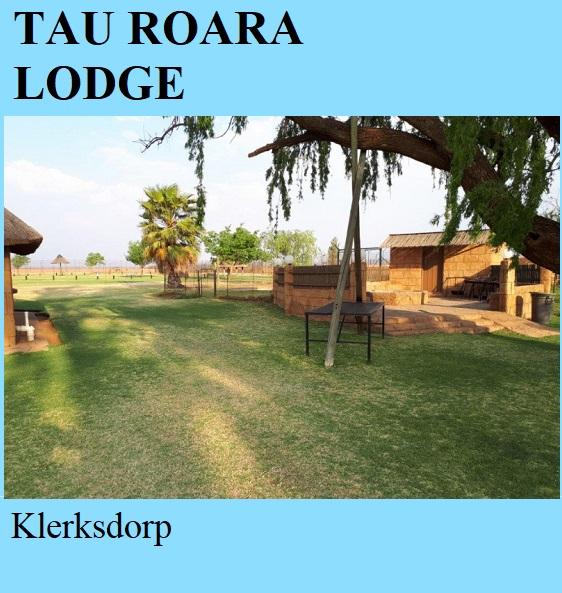 Tau Roara Lodge - Klerksdorp