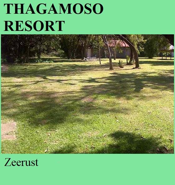 Thagamoso Resort - Zeerust