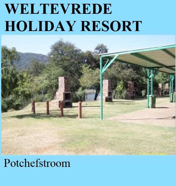 Weltevrede Holiday Resort - Potchefstroom