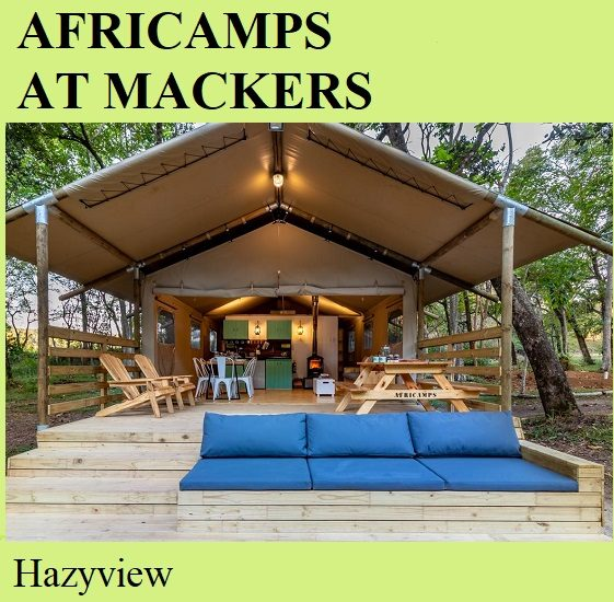 Africamps at Mackers - Hazyview