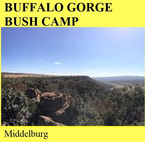 Buffalo Gorge Bush Camp - Middelburg