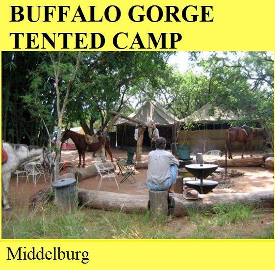 Buffalo Gorge Tented Camp - Middelburg