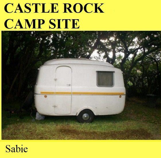 Castle Rock Camp Site - Sabie