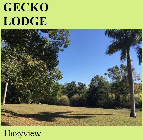 Gecko Lodge Camp - Hazyview