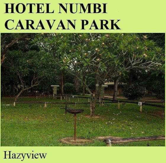 Hotel Numbi Caravan Park - Hazyview