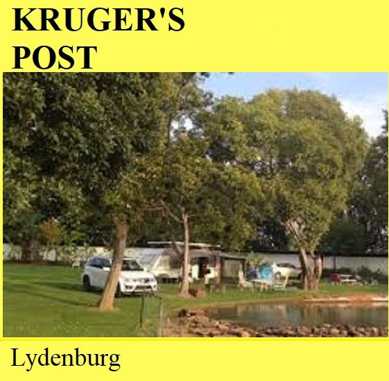 Krugers Post - Lydenburg