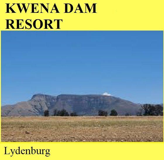 Kwena Dam Resort - Lydenburg